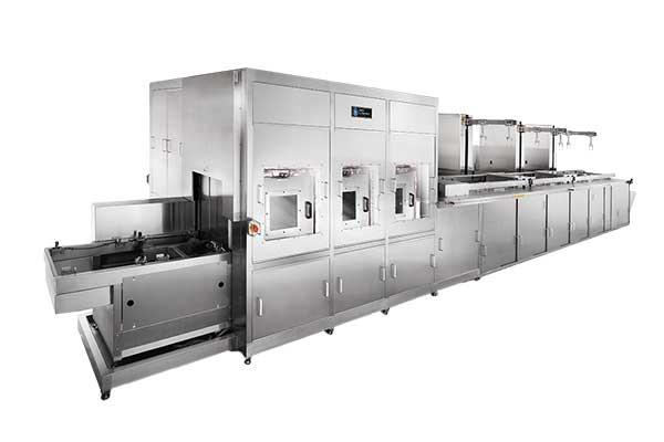 Ultrasonic Precision Cleaning - Semitorr Associates
